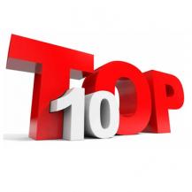 Mėnesio TOP 12